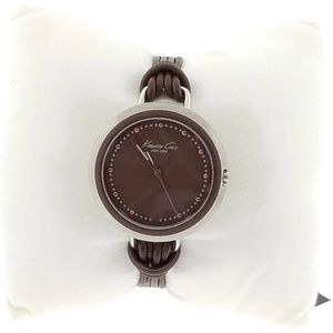 Kenneth Cole KC2613 Women's Brown Leather Band